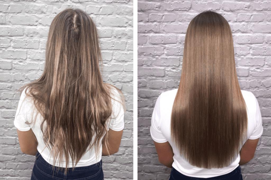 Hair Taming Treatment
