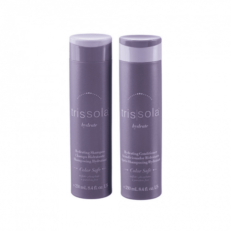 Hydrating Shampoo And Conditioner Duo