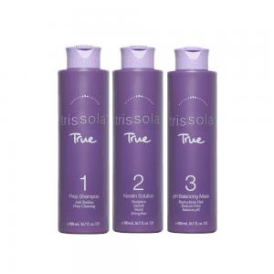 True & True Plus Salon Promo