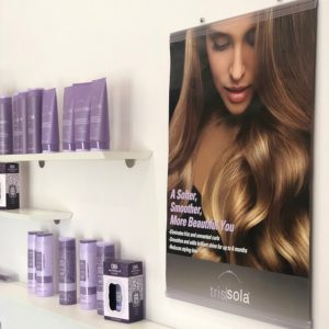 Salon Smoothing Poster
