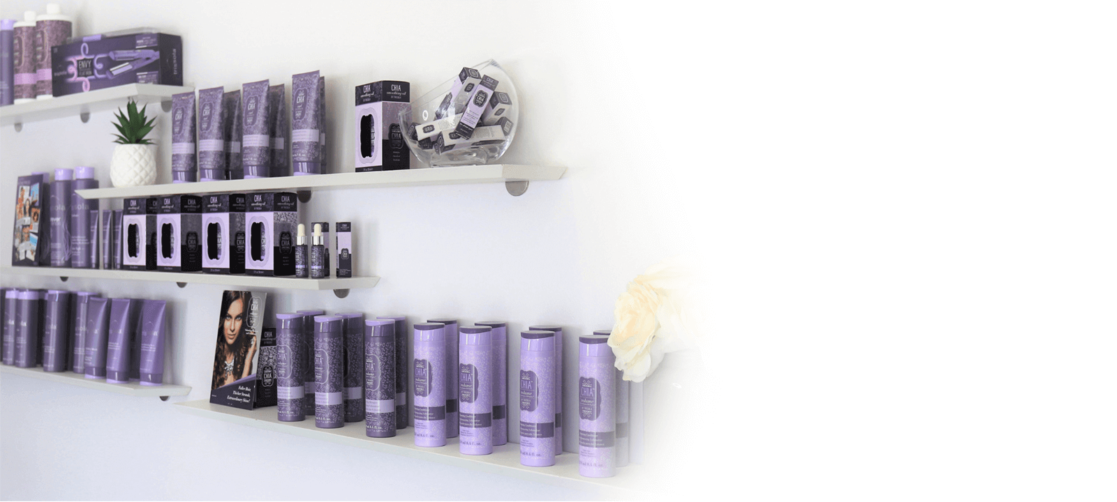 Trissola luxury hair care products